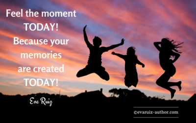 Do you want the secret to creating happy memories?