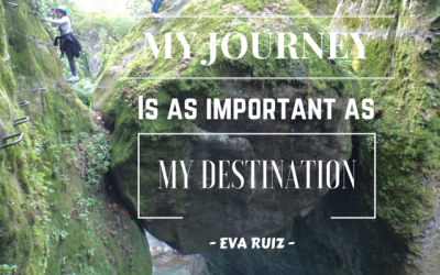 Your journey is as important as your destination